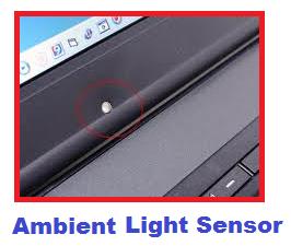 Ambient Light Sensor - Overview of sensors in smartphone