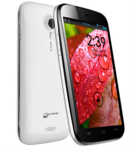 Micromax Canvas A116 HD Full phone specifications, features, price and availability in India