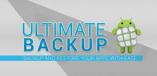 Ultimate Backup app for Android