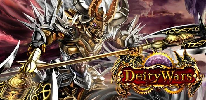 Deity Wars Best Adventure games for Android smart phones and tablets