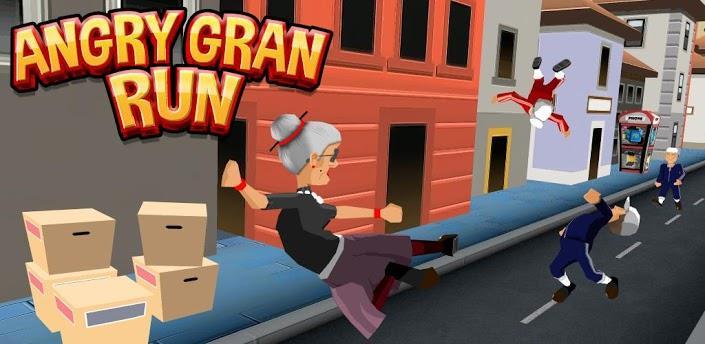 Angry Gran Run