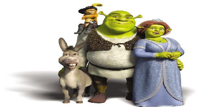 shrek cartoon movie in hindi