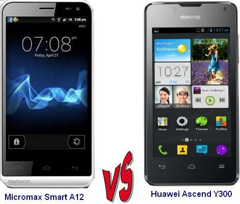 How To Screenshot On Huawei Ascend Y