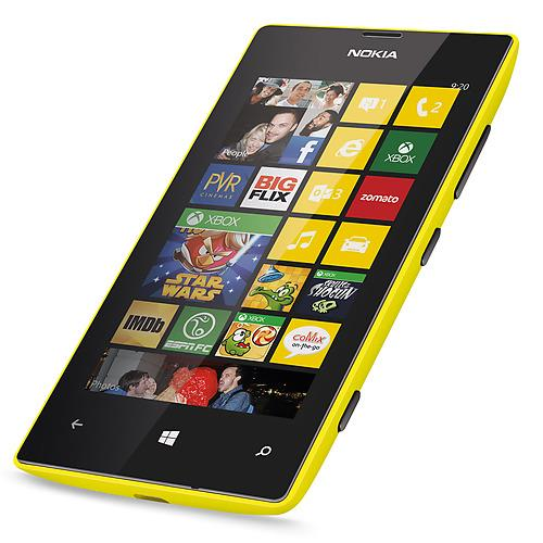 Nokia Lumia 520 – features, specifications and price