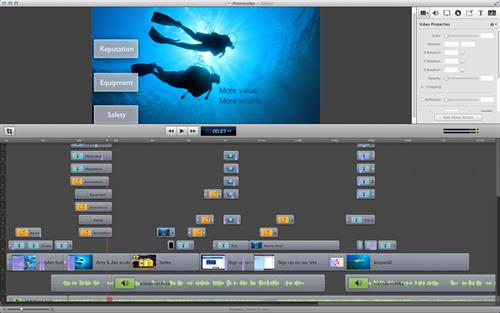 ScreenFlow 4.0.2 - a perfect tool for recording your screen on Mac