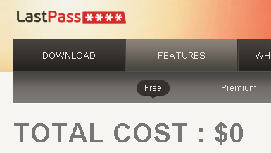 LastPass - Free Features