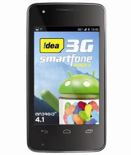 Idea Aurus 2 Android 3G smartphone