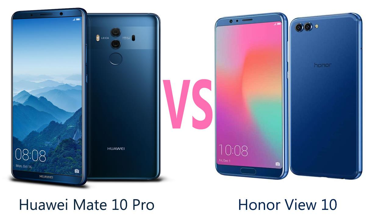 Honor View 10 Android 10