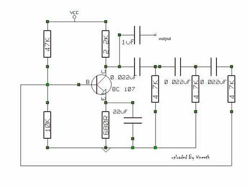 How Phase Shift Oscillator work ? find your answer from here