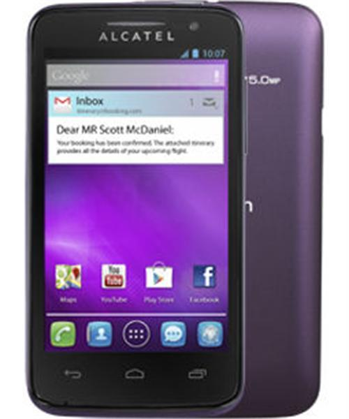 Alcatel One Touch M Pop smartphone - Review of features