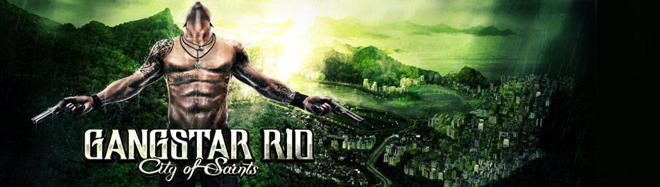 Gangster Rio city of saints HD