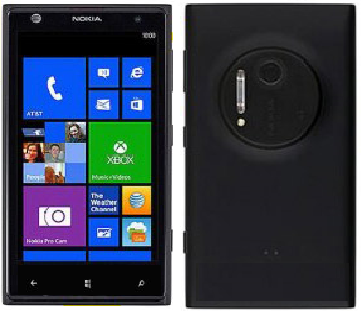 Nokia Lumia 1020 Rumored Features with 41 MP Camera pirce release image