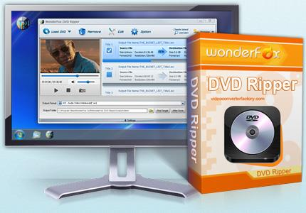 WonderFox DVD Ripper