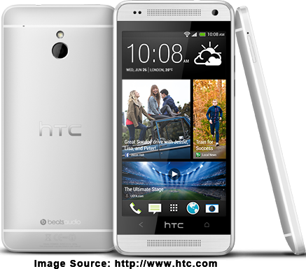 HTC One mini body