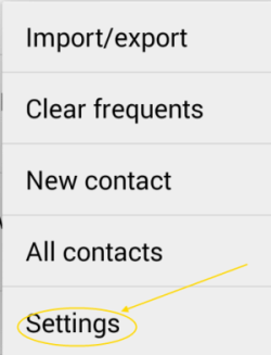 How to setup call forward and redirect in Android phones