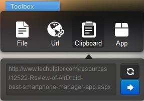 Review of AirDroid - best smartphone manager app
