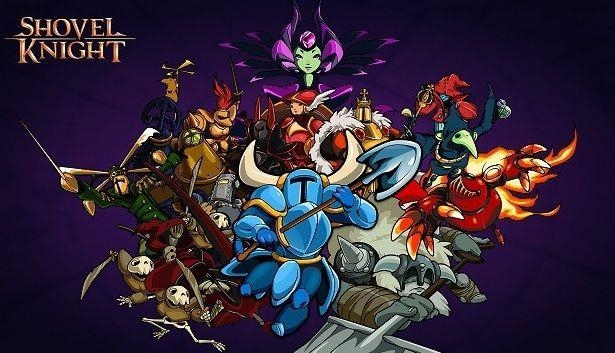 Shovel Knight PC Adventure Game 2014