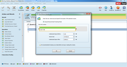 MiniTool Partition Wizard Professional 8 1 1 review