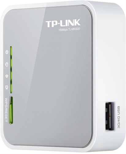 TP-Link TL-MR3020 Pocket Wireless Router