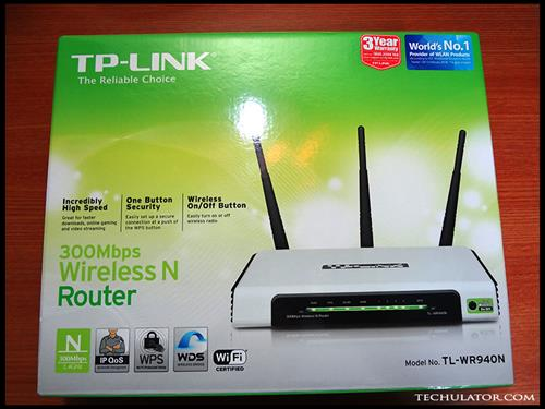 TP-Link TL-WR940N Full Review, Specifications and Performance