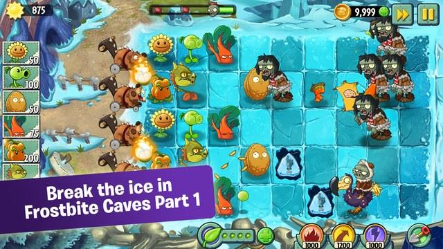 Plants vs Zombies 2 for iPhone and iPad