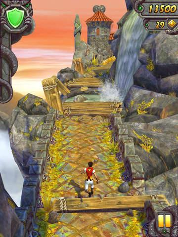Temple Run 2 for iPhone and iPad