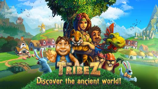 The Tribez for iPhone and iPad