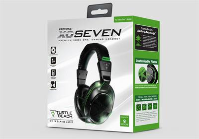 Turtle Beach Ear Force XO Seven Xbox One Official Headset