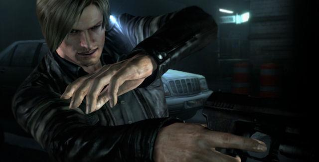 Resident Evil 6 for Xbox 360 gameplay