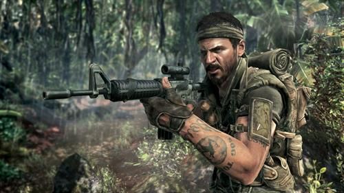 Call of Duty Black Ops Online Multiplayer Screenshot