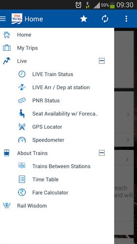 rail app