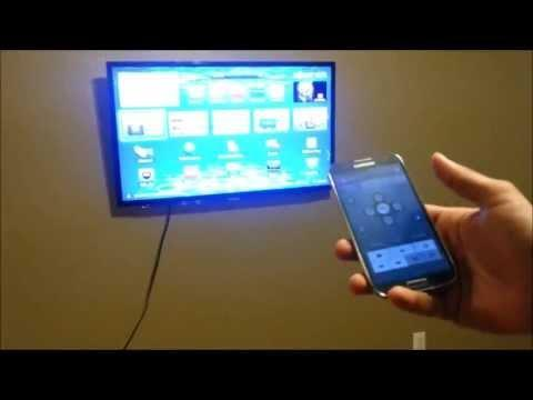 Samsung Galaxy Note 4 Remote Control