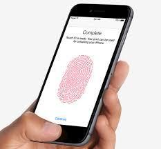 Apple iPhone 6 Plus Fingerprint Identity Sensor