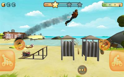 Top 5 free action Android games of 2015