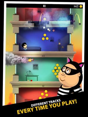 Daddy Was A Thief Android game