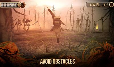 The Great Martian War Android Game