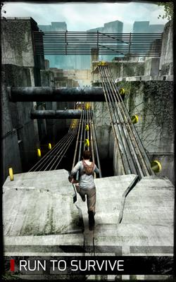 The Maze Runner Android game
