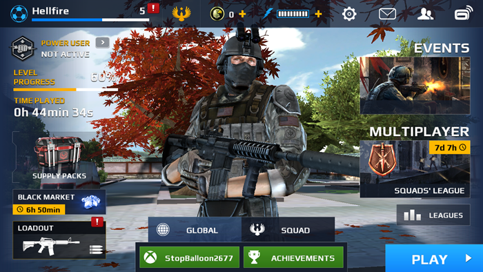 Modern Combat 5 - Assault mode