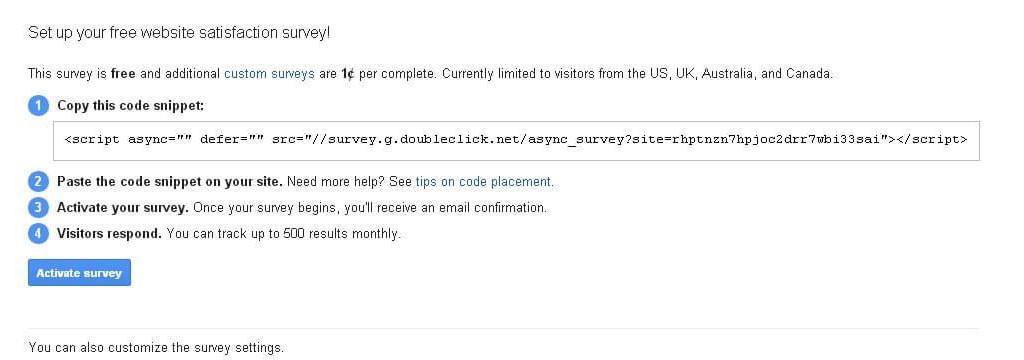 Increase your ad sense revenue with Google consumer survey