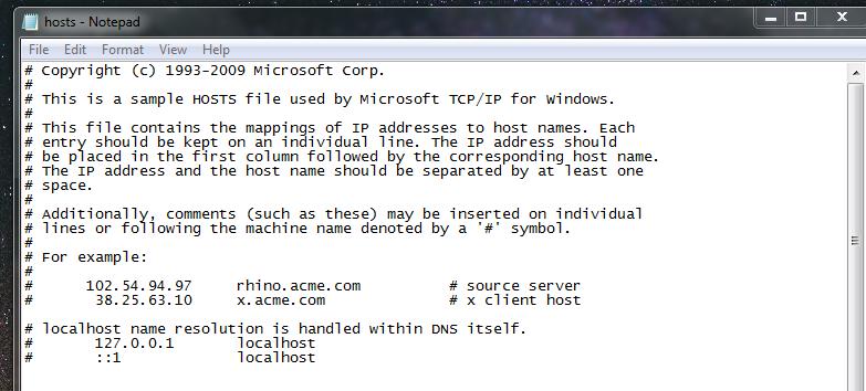 how to block websites on windows edge