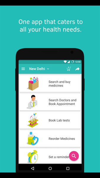 1mg app for android