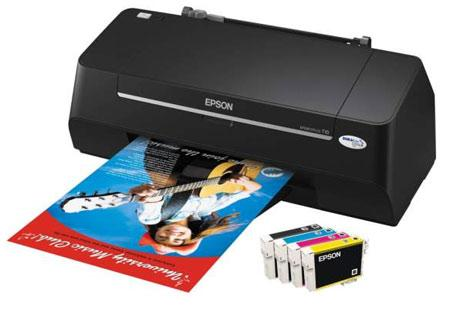 Ink jet Printer a model from epson