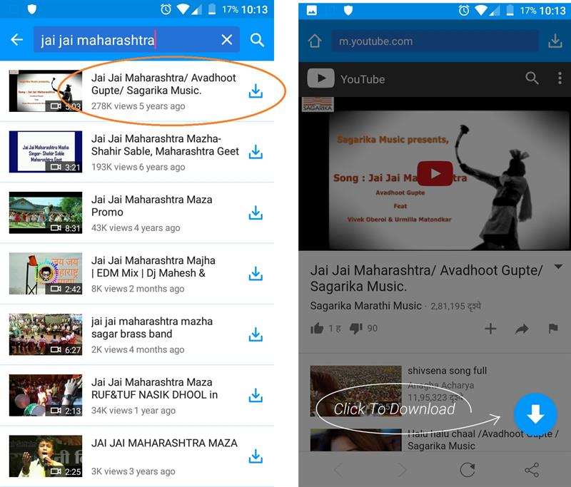 Keepvid Android App - The best Video Downloader for Android