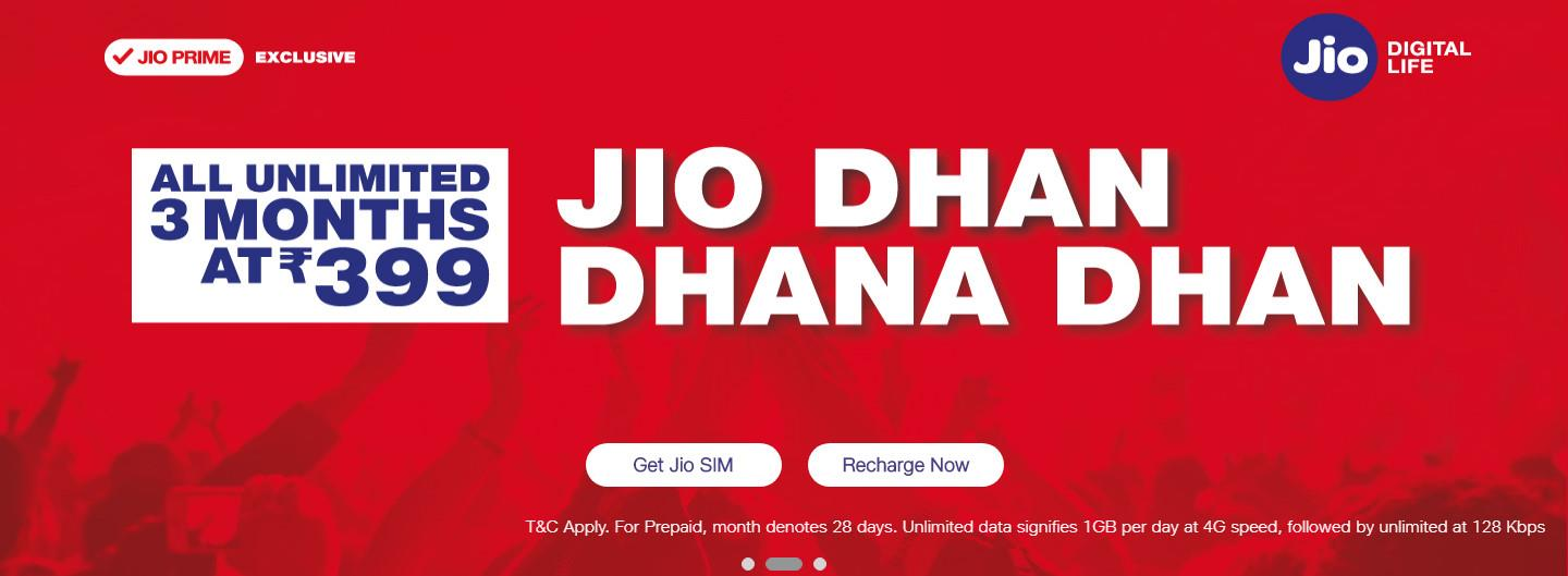 Reliance Jio 399 Plan – Still Value for Money?