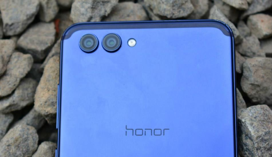 Honor View 10 Camera