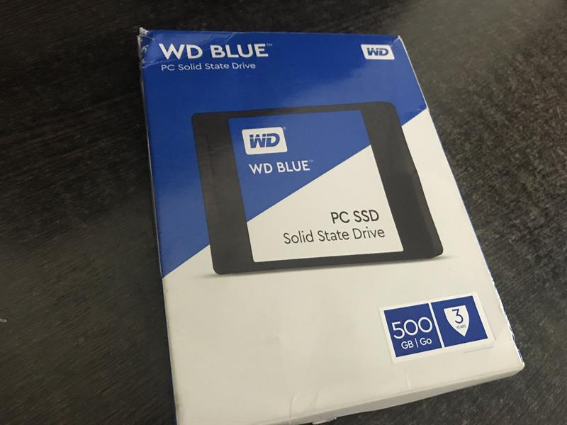 Wd Blue 500gb Solid State Drive Ssd Review Wds500g1b0a