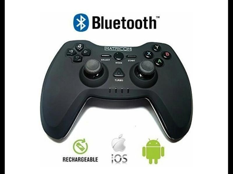 Matricom G-Pad BX Pro bluetooth gaming controller