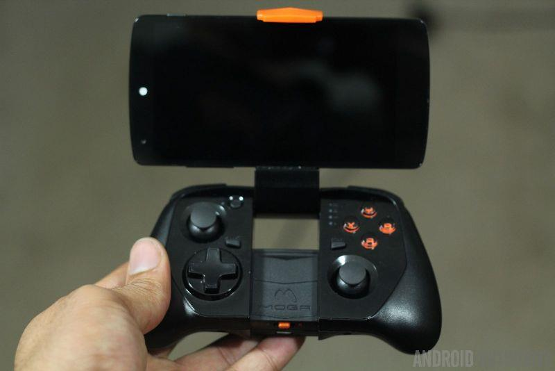 Moga Heropower bluetooth gaming controller