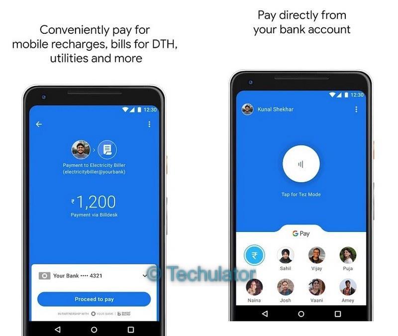 Top 5 best UPI apps in market in 2019
