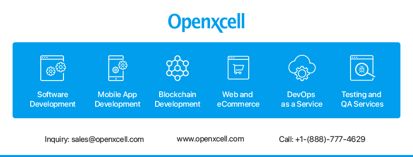 openxcel India Xamarin Development Company